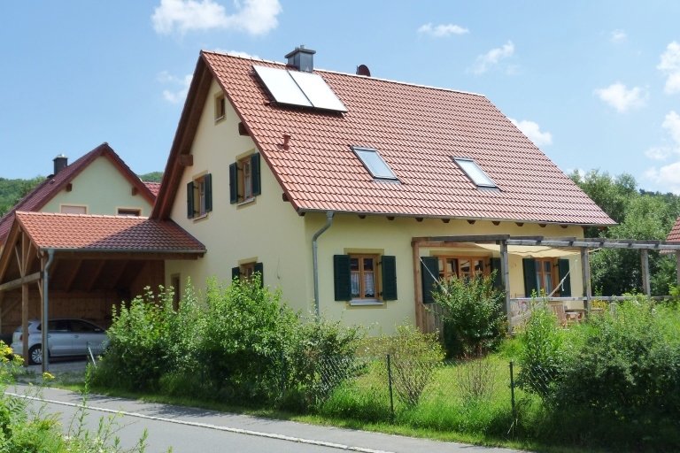 Einfamilienhaus im fraenkischen Stil - Lämmlein Architektur